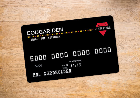 Cougar Den Tribal Fuel Network