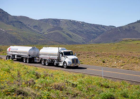 Cougar Den Tribal Fuel Transport